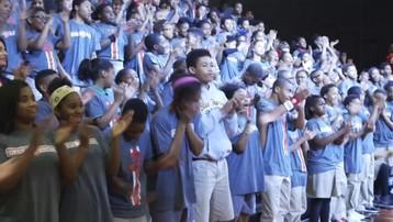 Ron Clack Academy and Atlanta Hawks Video