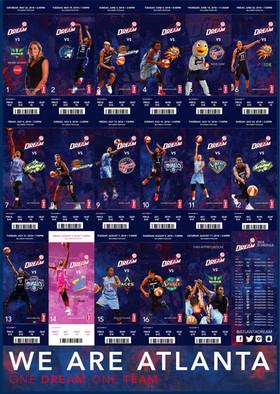 2018 Atlanta Dream Tickets