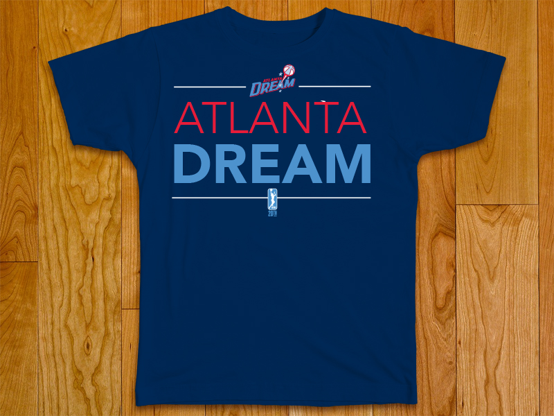 Atlanta Dream Tee Shirt