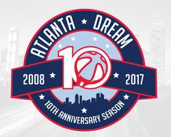 Atlanta_Dream_10_Year_Logo