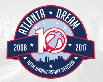 10 Anniversary Season Logo
