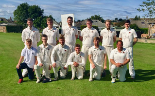 2nd XI promoted but fall short of championship win