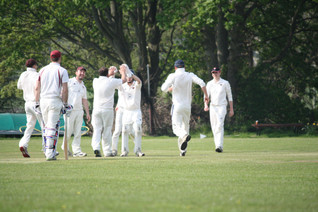 2nd XI up and running!