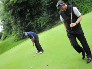 Annual Golf Day big success!