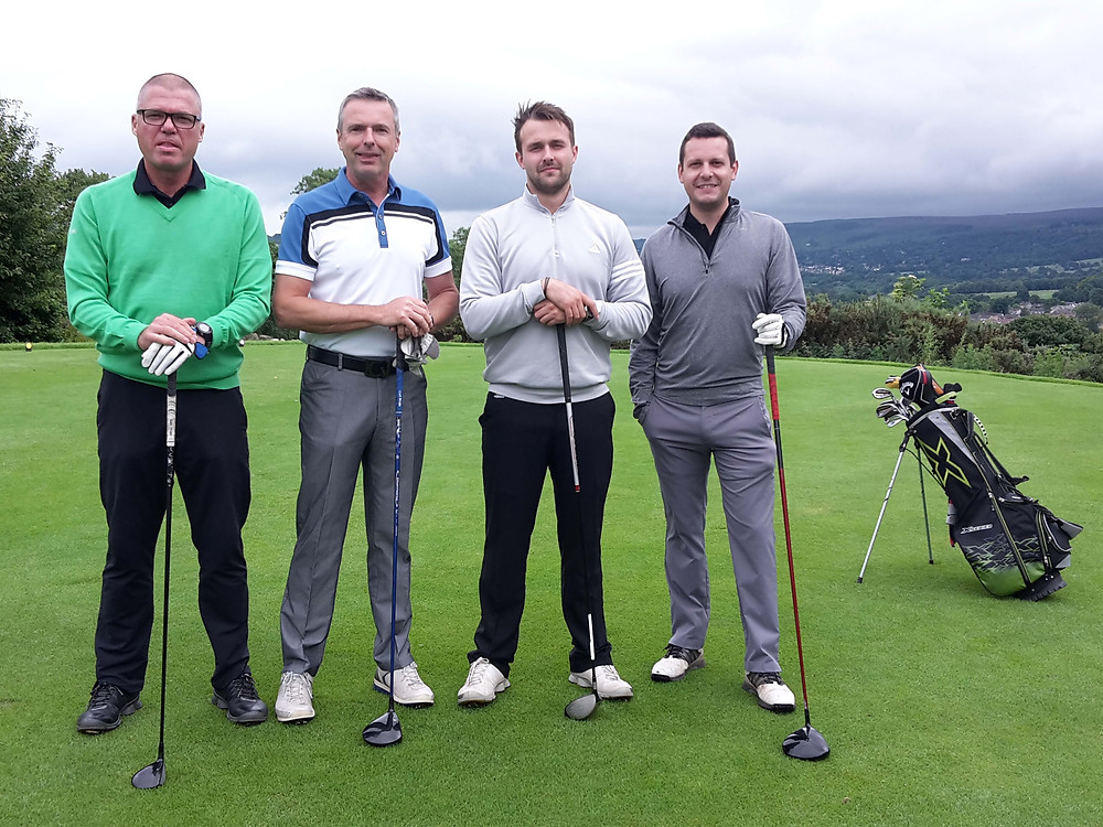 Team Oldham ready to tee off