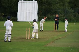 Junior Exhibition Match big success!