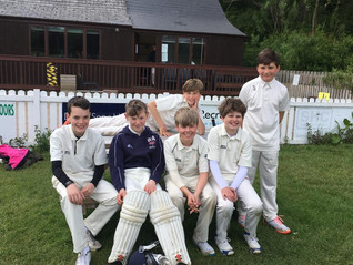 U13s go well at the Eddie Nelson!