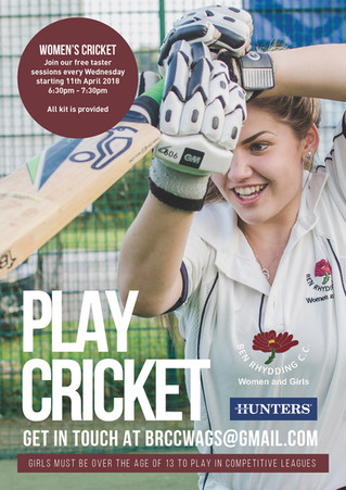 Free taster session with Women & Girls team!