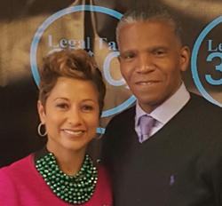 Judge Monica Purdy & Al Green