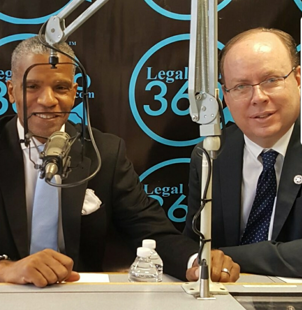 Judge Martin Hoffman on Legal Talk 360
