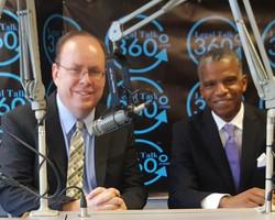 Judge Hoffman & Al Green
