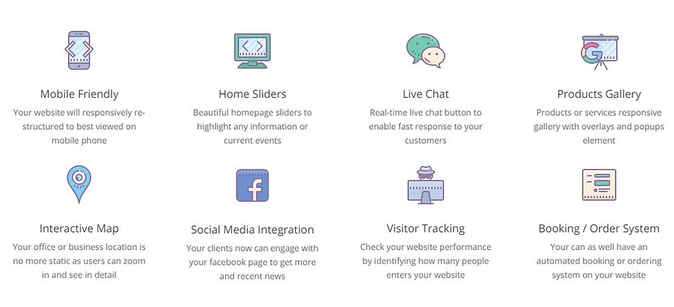 Website seo website mobile friendly