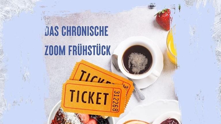 Das Chronische Frühstück - Ich und mein Crohn