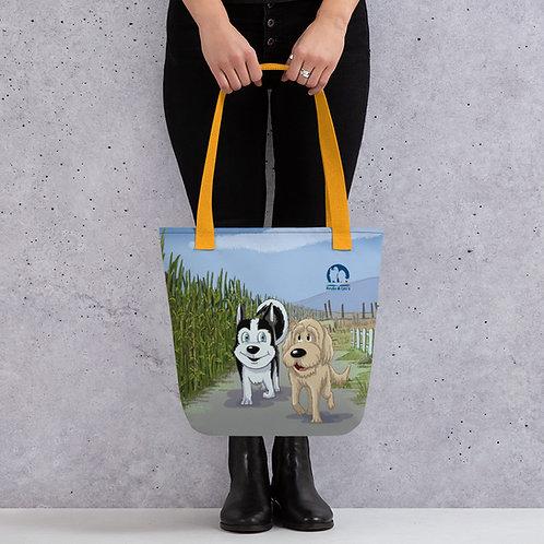 Apollo & Leo's Tote bag