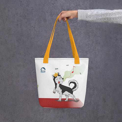 King Apollo's Tote bag