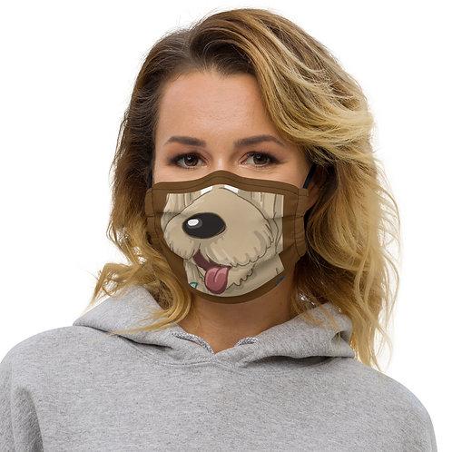 Leo face mask