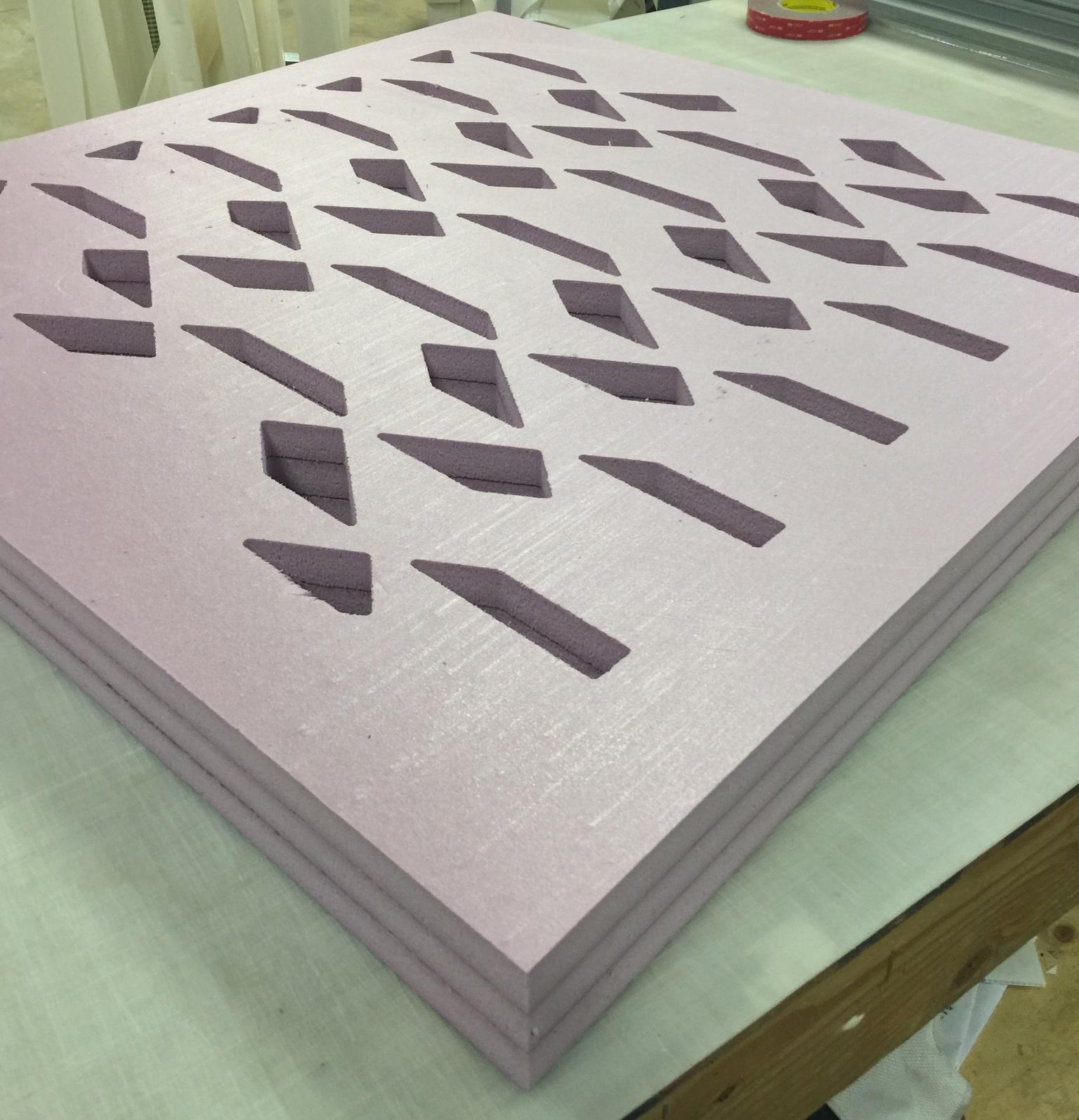 CNC Foam