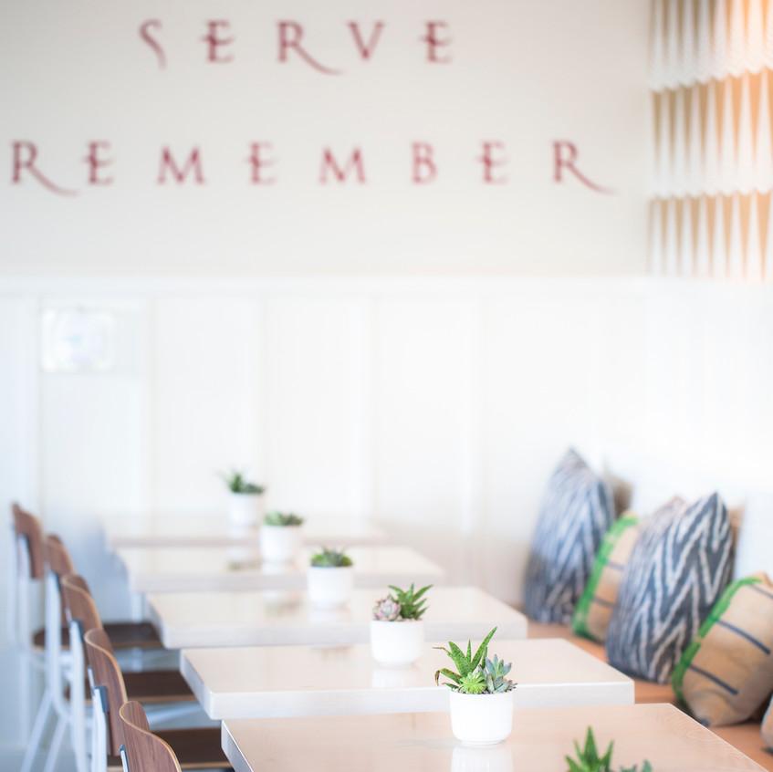 cafegratitude- venice - table