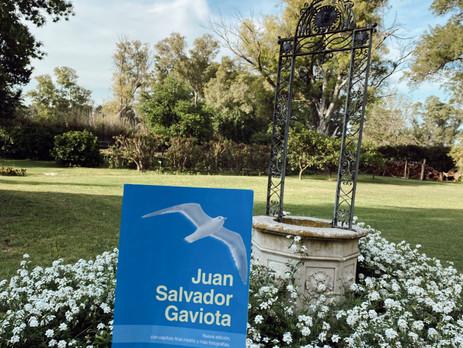 Juan Salvador Gaviota de Richard Bach