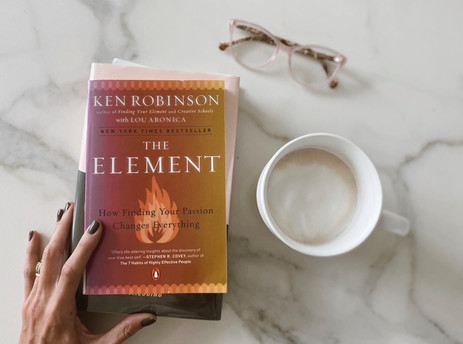 The Element de Ken Robinson