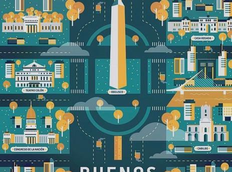Tour literario en Buenos Aires