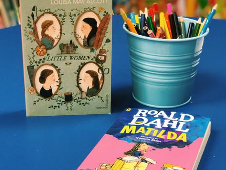 La lectura en la niñez
