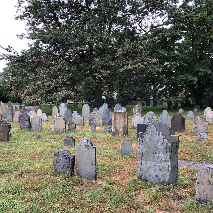Cementerio historico de Salem