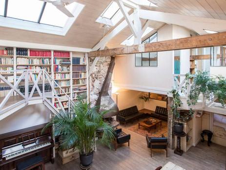 Alojamientos literarios