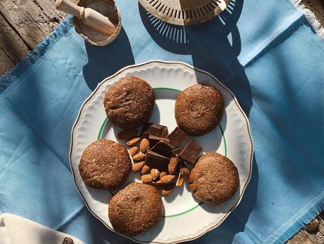 Receta de Almond Cookies
