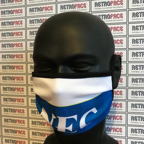 RETRO - EVERTON FC FACE MASK HOME '86