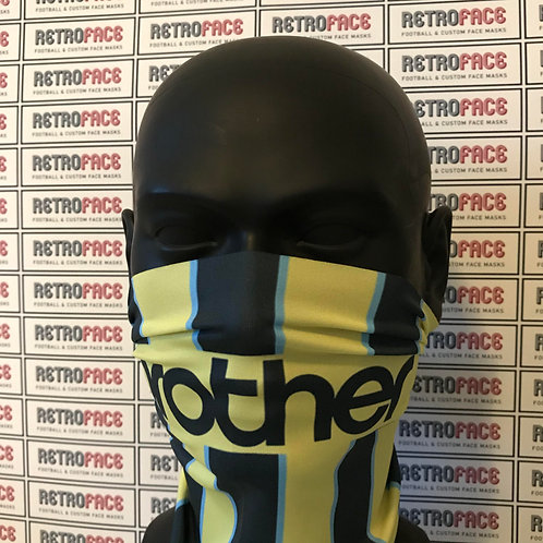 RETRO BANDANA - MAN CITY 3RD '99