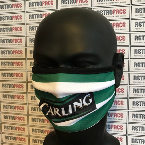 RETRO - CELTIC FC FACE MASK HOME '03