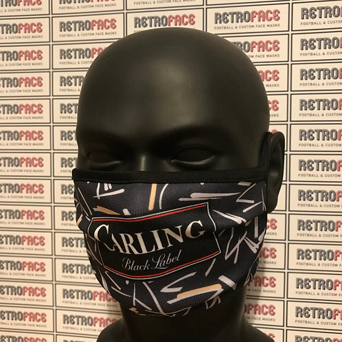 RETRO - EXETER CITY FC FACE MASK HOME '93