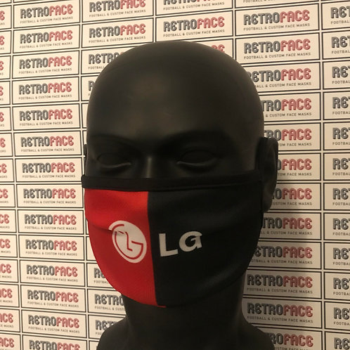 RETRO - FULHAM AWAY '07 'GREAT ESCAPE' FACE MASK
