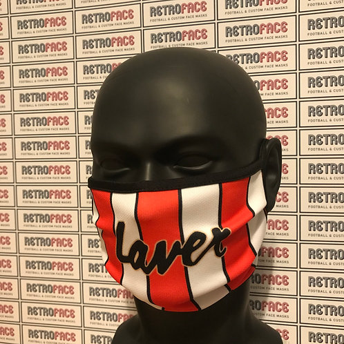 SHEFFIELD UNITED  FACE MASK HOME '92