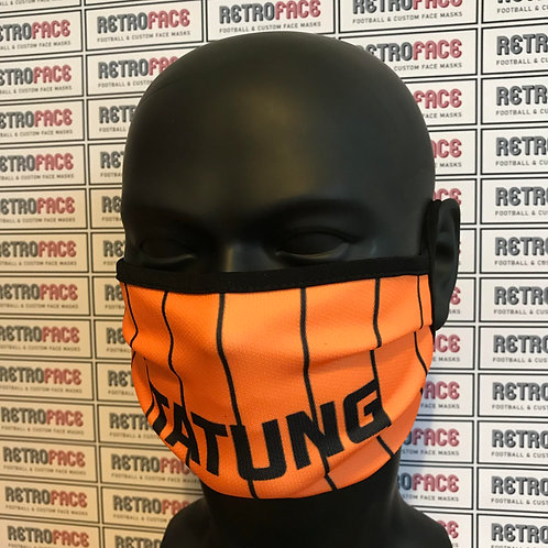 RETRO - WOLVES FC FACE MASK HOME '82