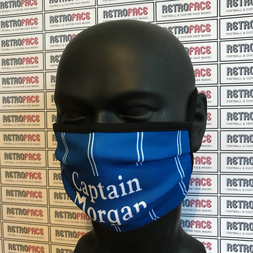 RETRO - MILLWALL FC FACE MASK HOME '93