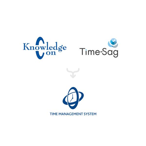 2 forskellige logoer bliver til ét nyt