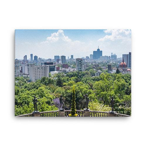 Vista desde Chapultepec
