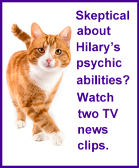Skeptical about the abilities of pet psychics?