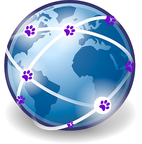 Locations served by Pet Psychic include the United States and international locations.