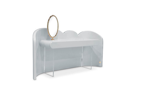 Cloud Vanity Console - dressing table