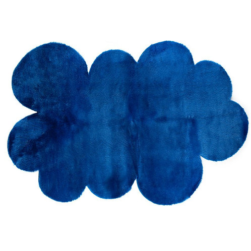 Rug Cloud Blue 100x140