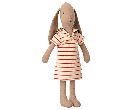Bunny size 2, Striped dress
