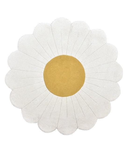 Chamomile flower Rug 100x98cm