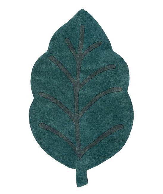 Leaf Rug 150x90cm