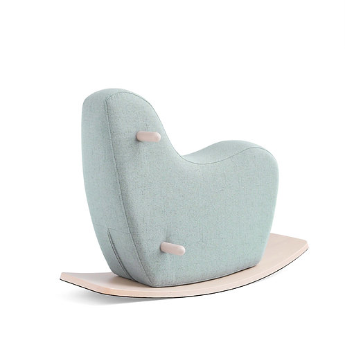 Rocking Horse Toddler -Pale Mint