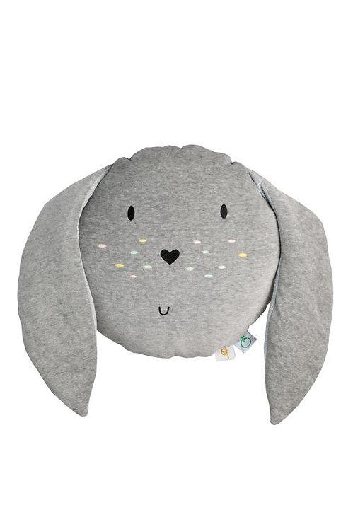 Bunny Cushion Grey