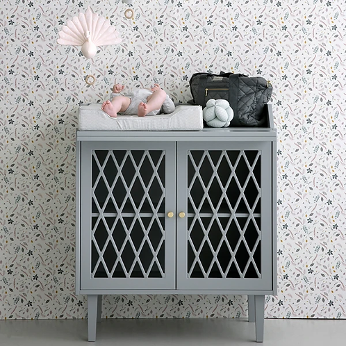 Harlequin Changing table - Grey