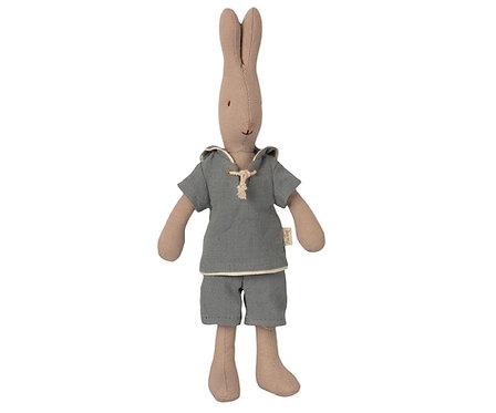 Rabbit size 1, Sailor - Dusty Blue